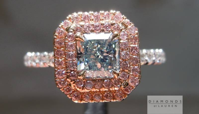 pinkdiamond ring