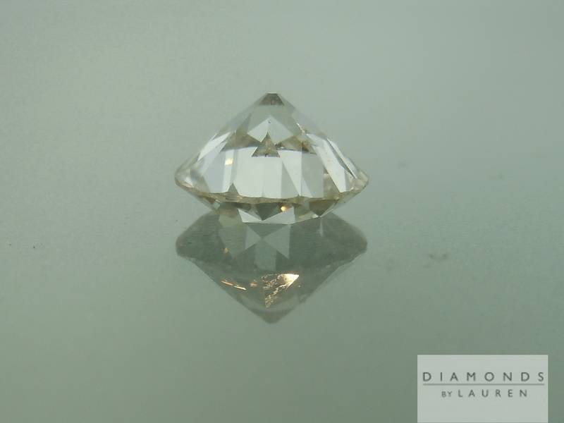 colorless emerald cut diamond