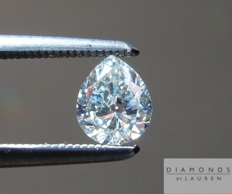 natural green diamond