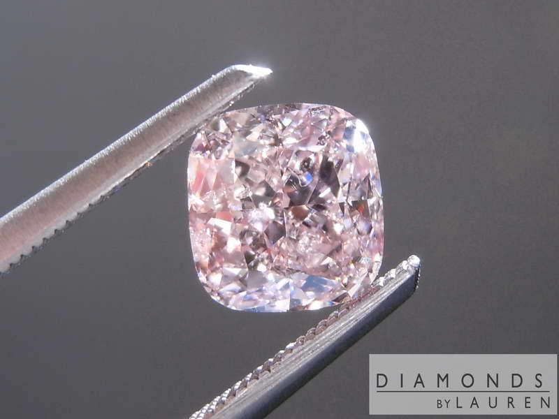 natural pink diamond