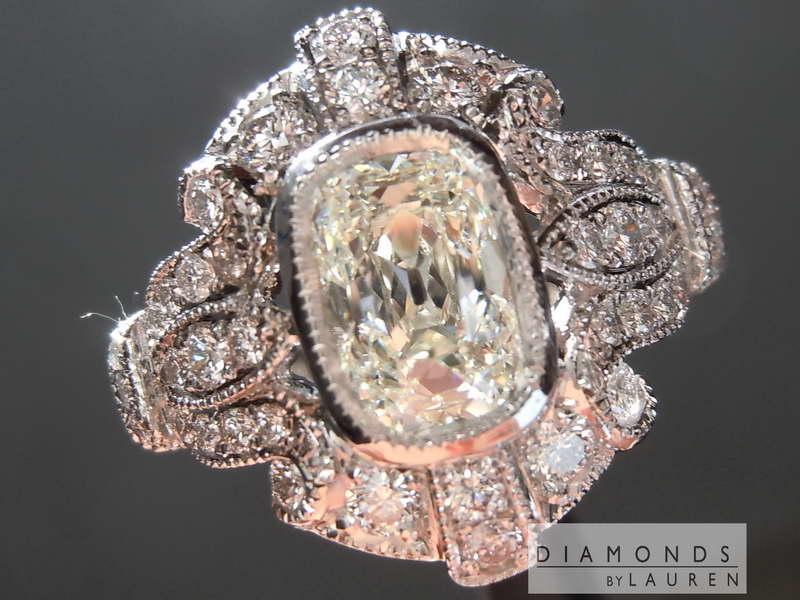 old mine diamond ring