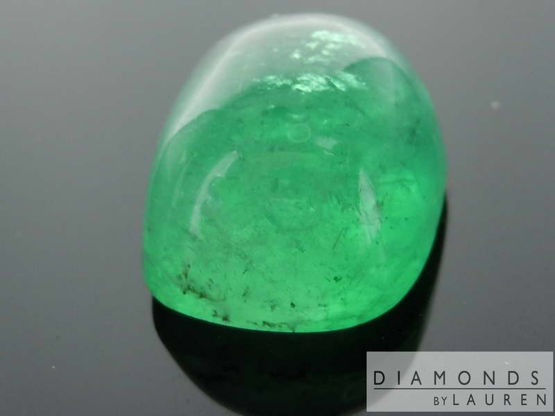 pear shape emerald