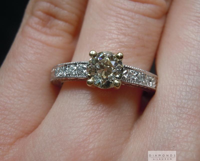 old eurpean cut ring