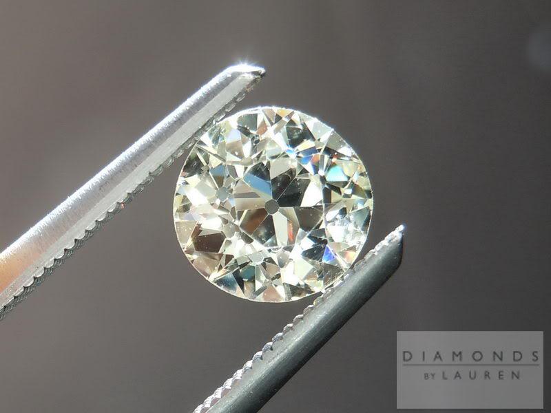 europen cut diamond