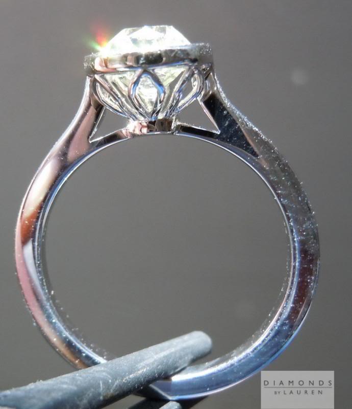 old mine brilliant ring