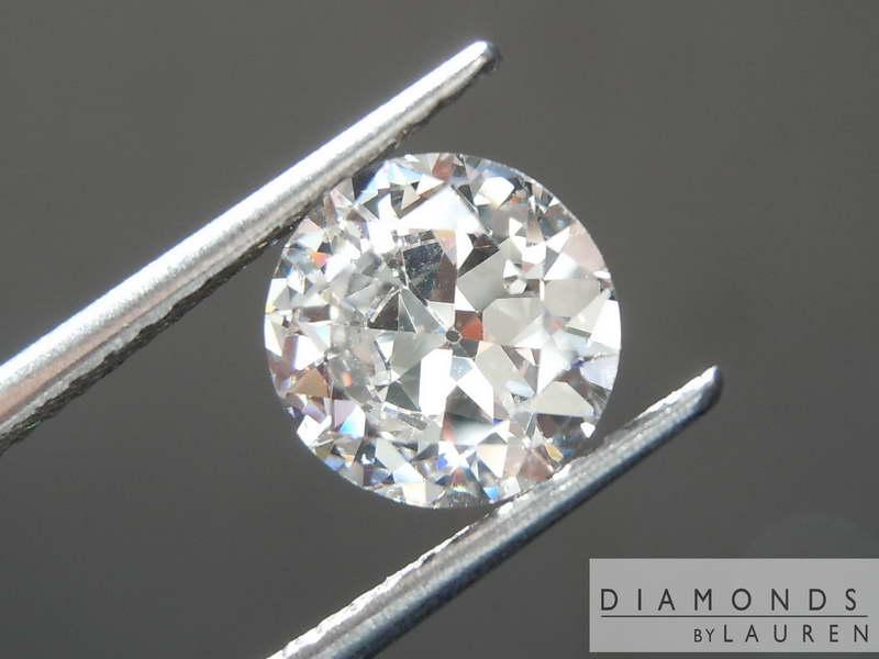 circular brilliant diamond