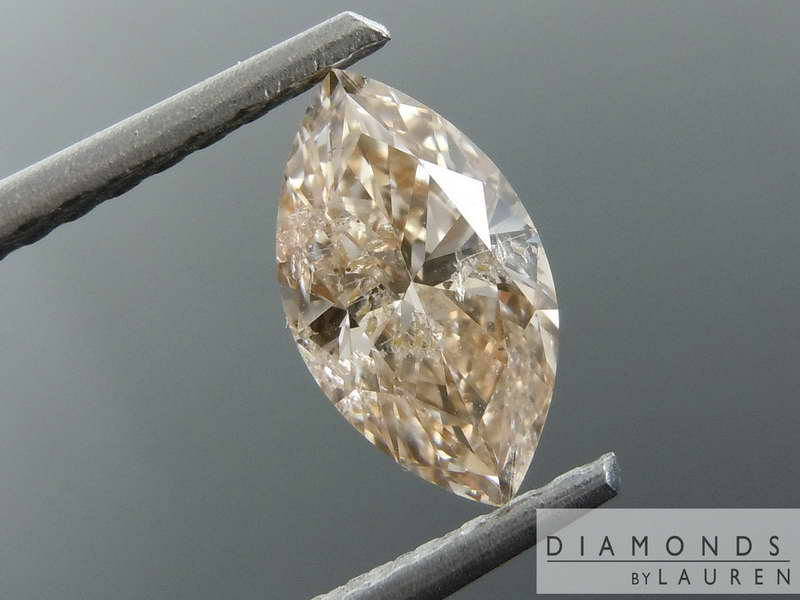 light brown diamond