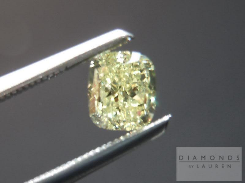 canary cut diamond