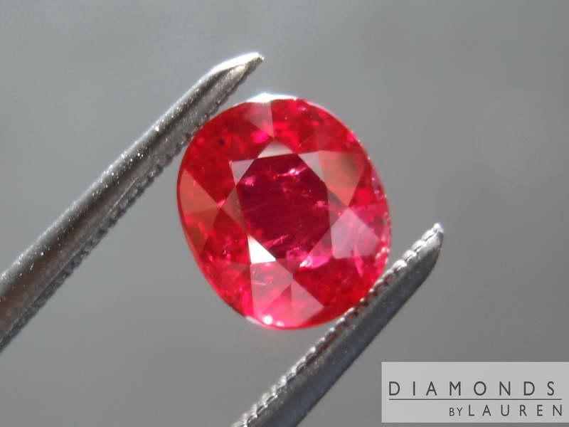 brown diamond band