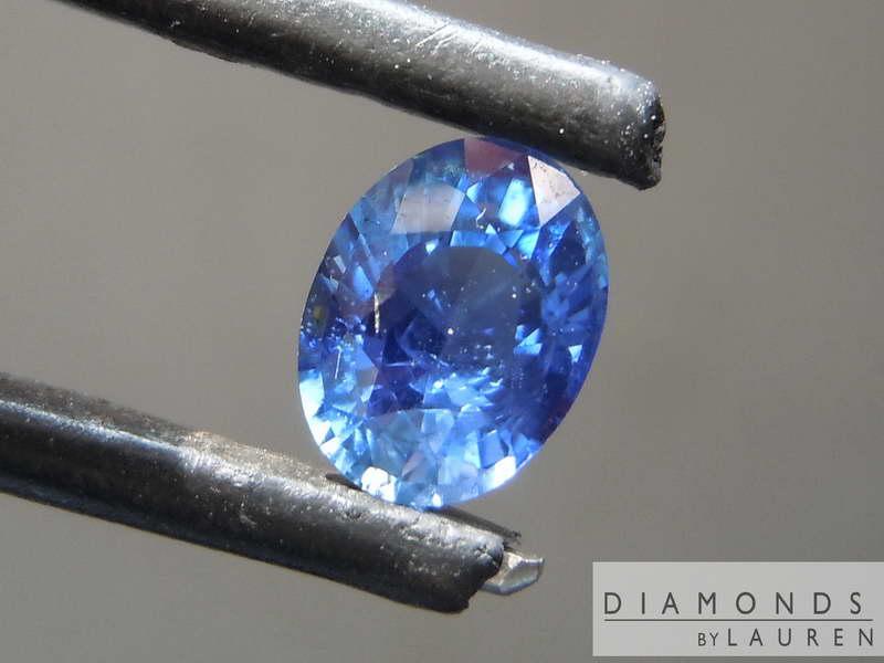 unheated sapphire