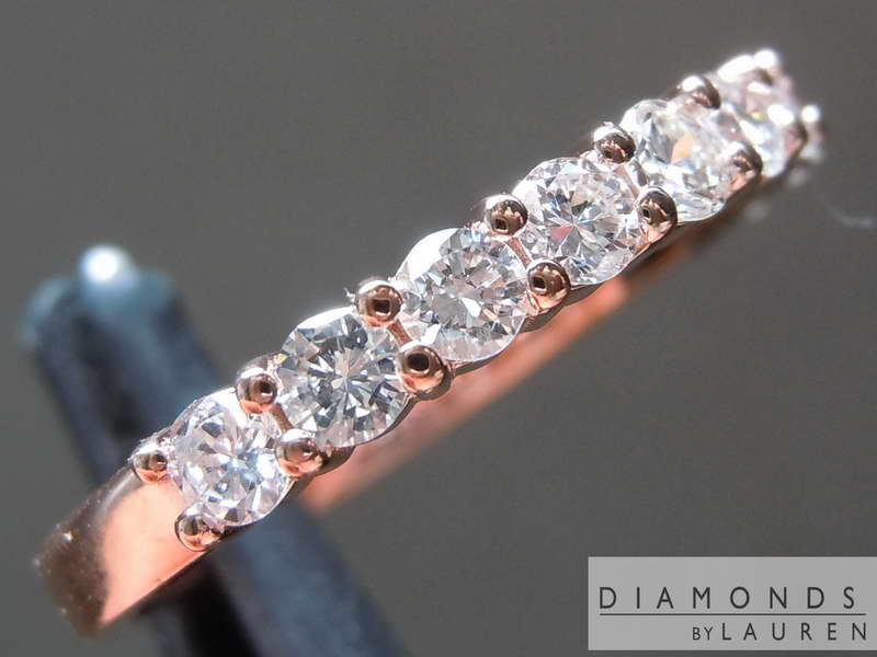 pink diamond ring