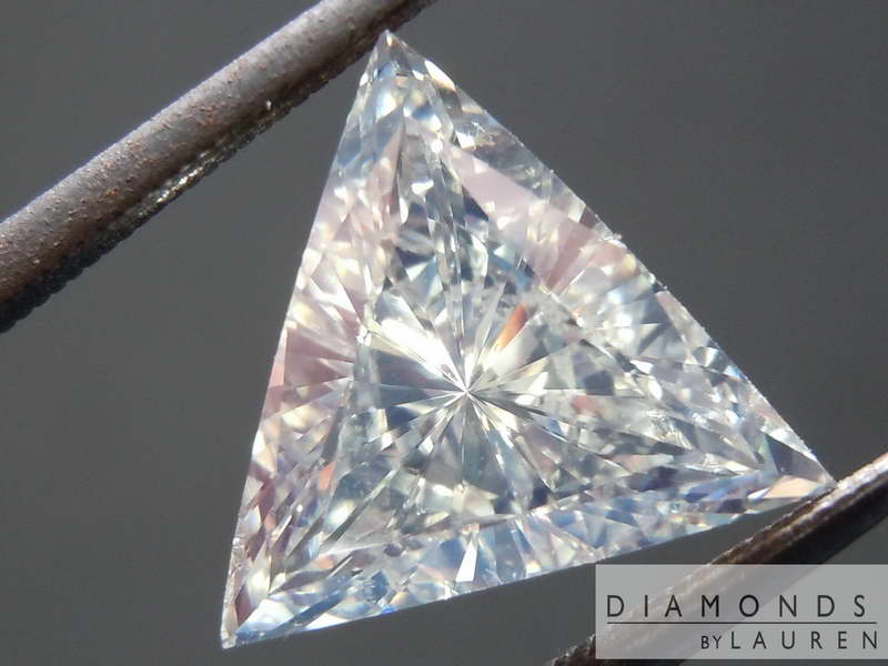 trilliant diamond