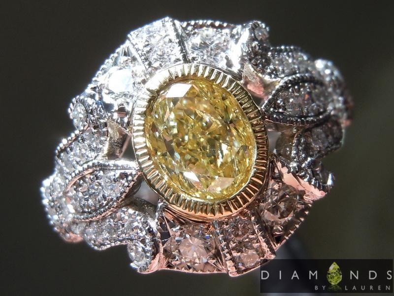 canray diamond ring