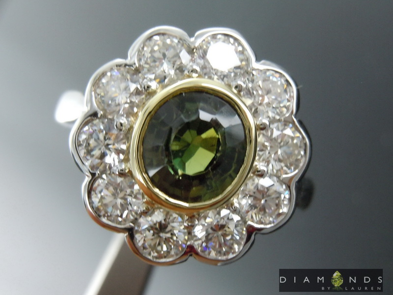 color change alexandrite ring