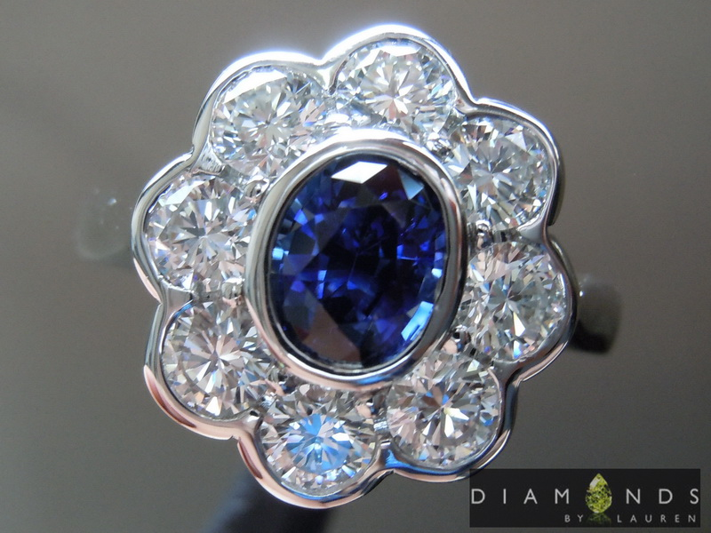shri lanka sapphire ring