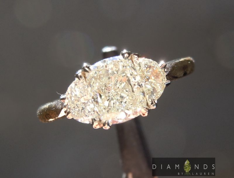 oec diamond ring