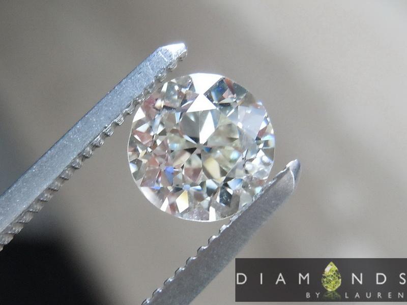 colroless diamond