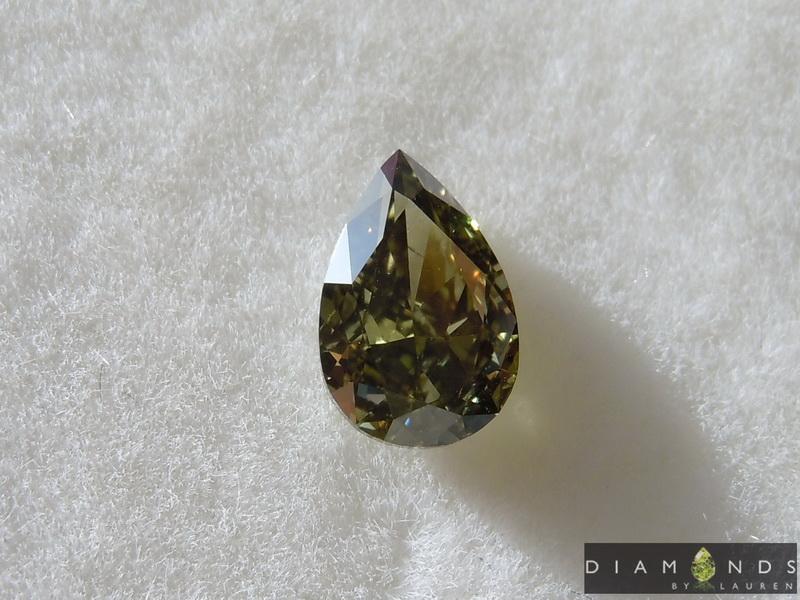 gia chameleon diamond