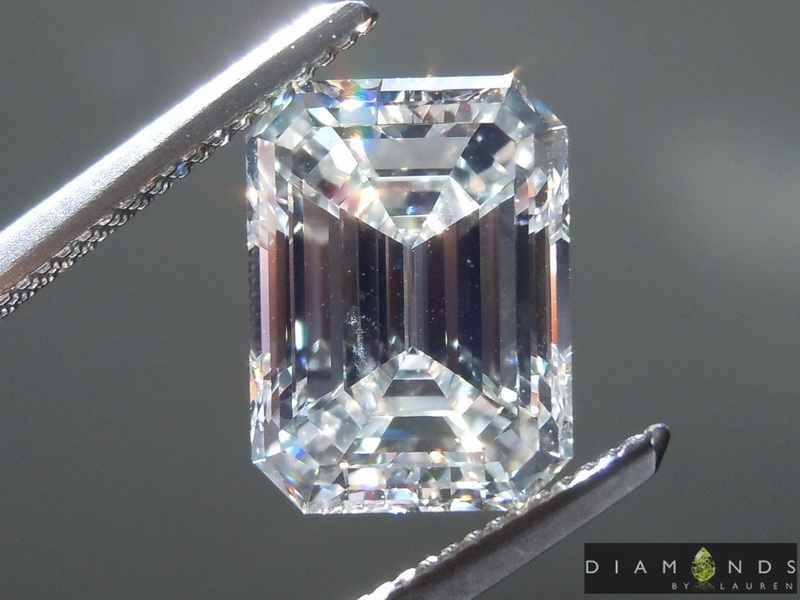 scolorless diamond