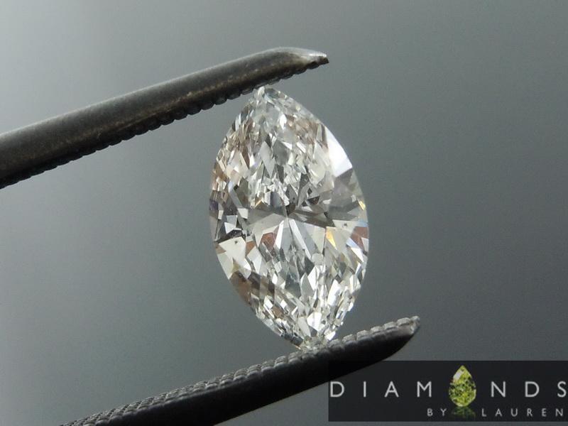 colorless diamond