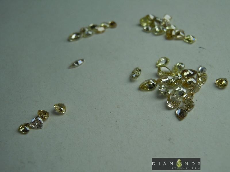 natural diamond parcel