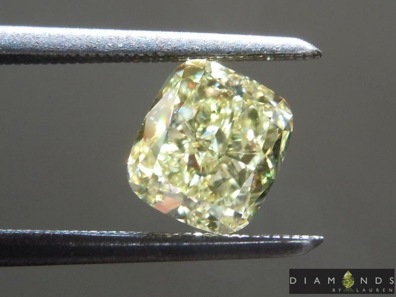 natrual yellow diamond