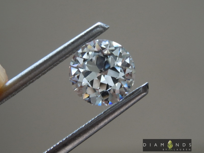 0.86 ct. Round Cut Bridal Set Ring | Sold For $1,503