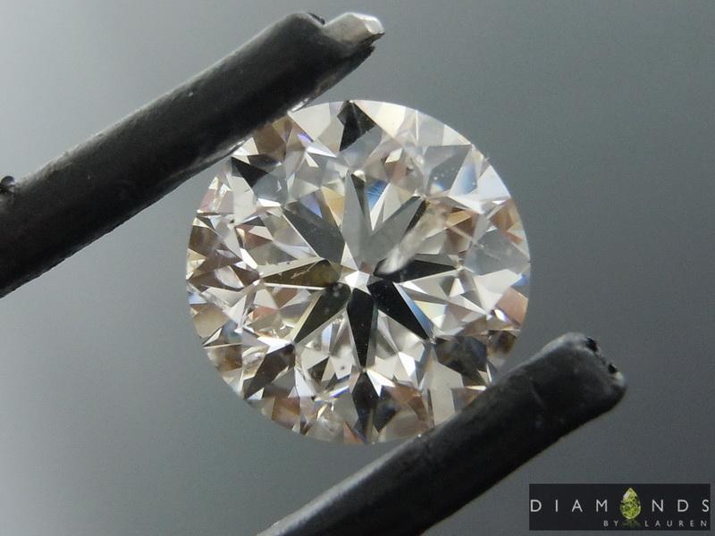 top light brown diamond