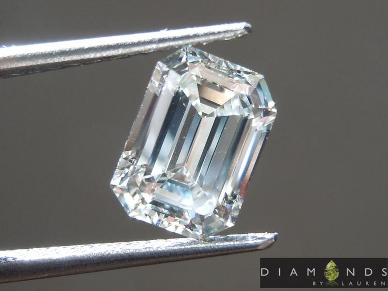 internally flawless diamond