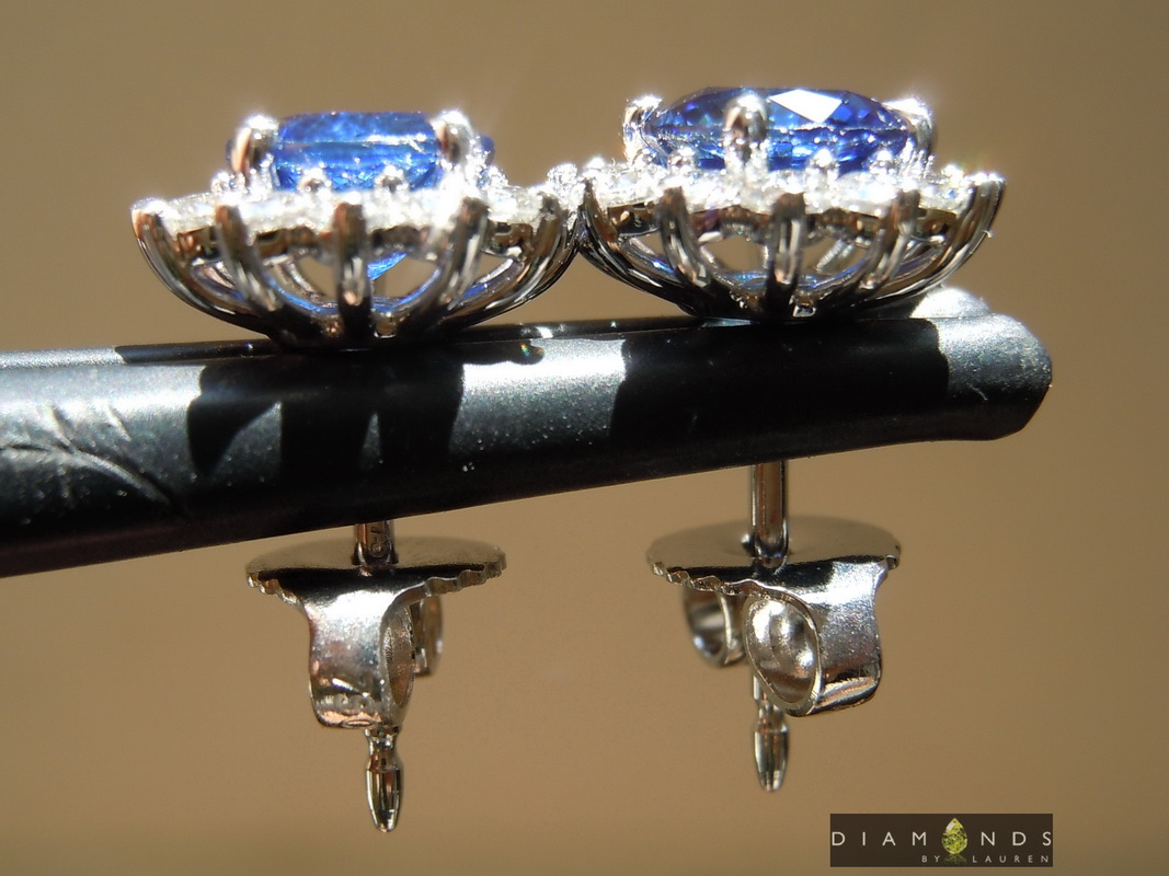 natural diamondearrings