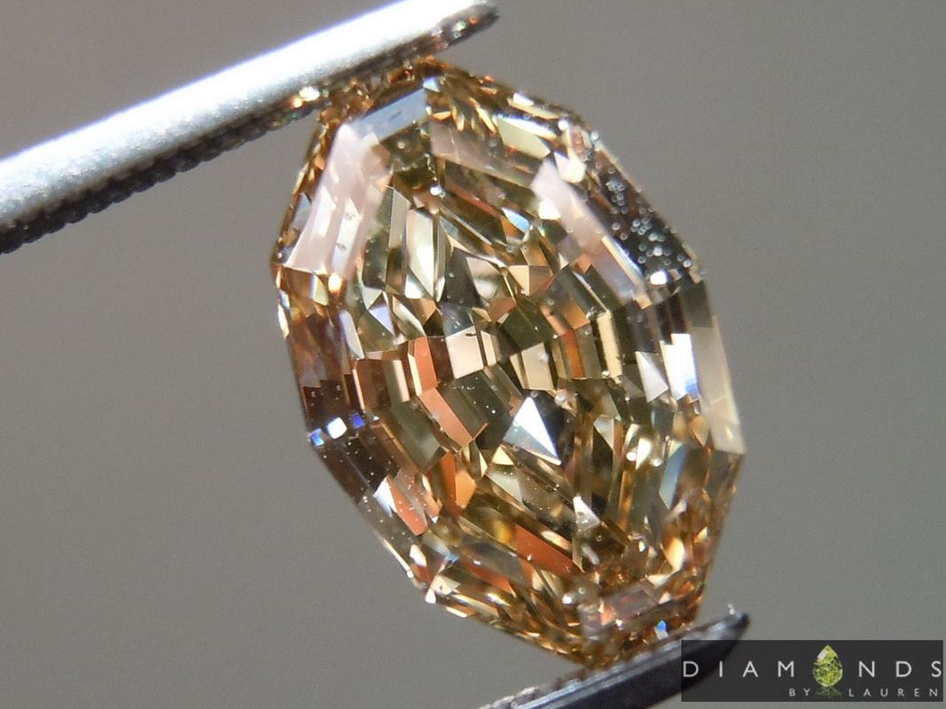 step cut oval diamond