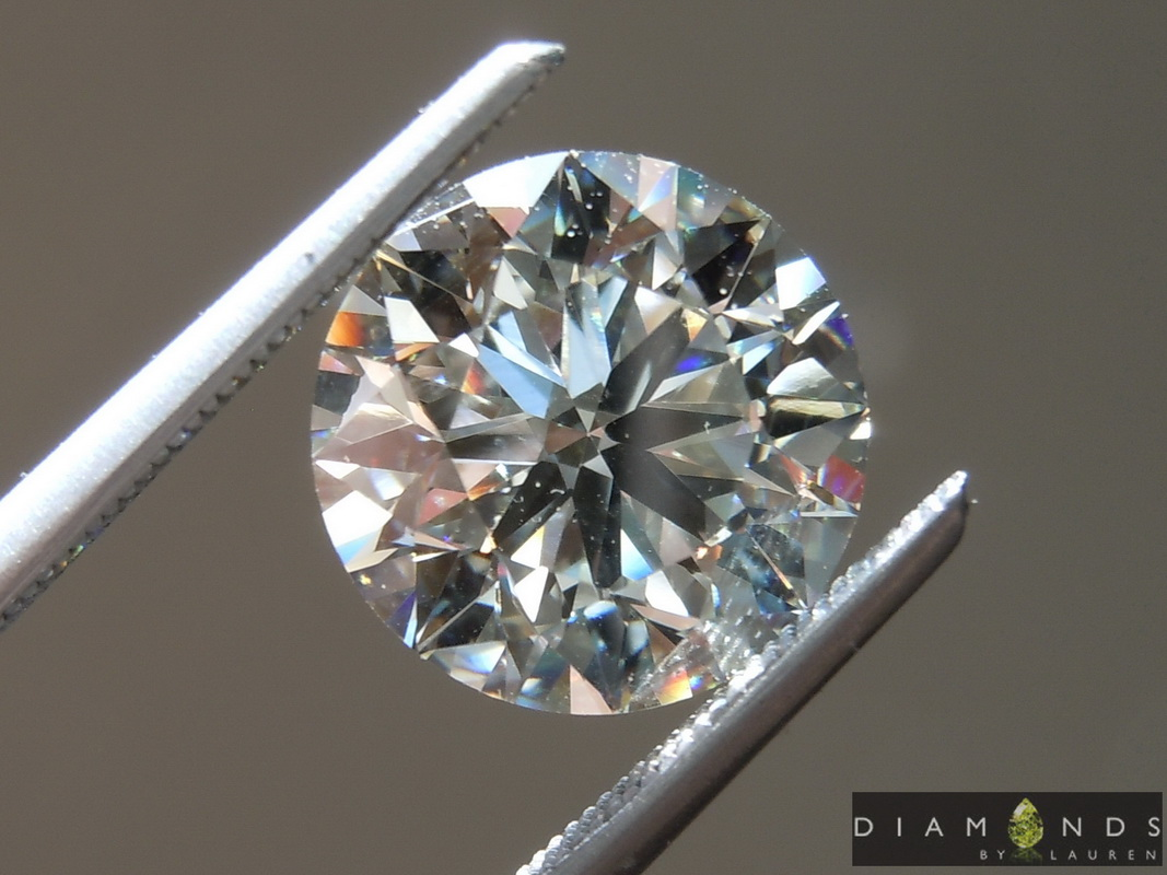ivory lab diamond