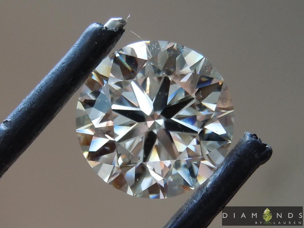 lab created diamond