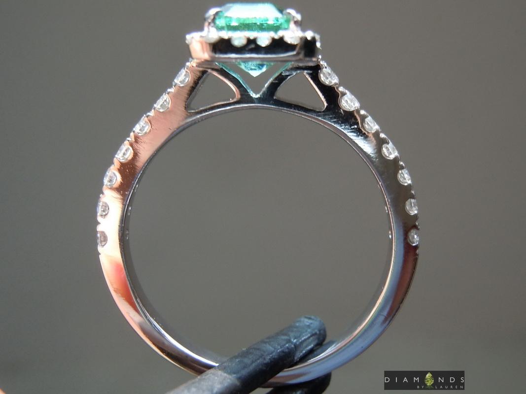 emerald and diamond ring> <input name=