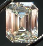 SOLD.....Loose Diamond: 2.06ct L SI1 Emerald Cut GIA Beautiful Warm Color R2453