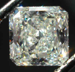 SOLD.... Loose diamond:.76ct N SI1 Radiant Cut GIA Represents a Tremendous Value R2446
