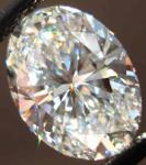 SOLD....Loose diamond: 3.01ct Oval Shape I/SI1 GIA Wonderfully Cut Specimen R2463