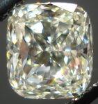 SOLD.....Loose Diamond: 2.01 M/SI2 Cushion Diamond GIA report- well cut R2896
