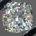 SOLD....Loose Diamond: 1.08 M/VS2 Cushion Diamond GIA Square R2895