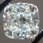 SOLD....Loose Diamond: 1.02 K/SI2 Square Cushion GIA R2894