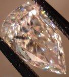SOLD....Loose Diamond: 1.21 Fancy Brown Pink SI1 Pear Diamond GIA report R2967