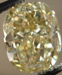 SOLD....Loose Diamond: 2.09ct Cushion Diamond Fancy Brownish Yellow GIA HONEY Diamond R3127