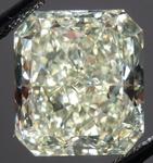 SOLD....Loose Yellow Diamond: 6.32ct Y-Z Radiant GIA Beautiful Cut R3156
