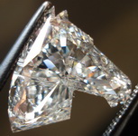 SOLD.....Loose Diamond: 4.20ct Horse Head Diamond HUGE and very rare GIA Report R3179