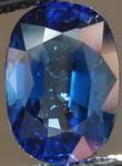 SOLD....Loose Sapphire: 2.55 ct Antique Cushion Sapphire Ceylon color R3195
