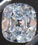 SOLD... .72ct D SI2 Cushion Cut Diamond GIA R3238