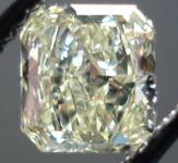 SOLD.......Loose Diamond:.80 W-X GIA Radiant Light Yellow R3253
