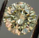 SOLD.....Loose Diamond:..58ct Y-Z SI2 Light Yellow Round Brilliant GIA R3292