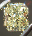 SOLD....Loose Diamond: .72ct Fancy Light Yellow SI1 GIA Well priced R3391