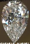 SOLD....Loose Diamond: 1.03 G Internally Flawless Pear Diamond- Lovely organic shape GIA R3422